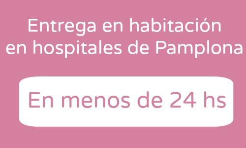regalos bebés hospitales pamplona