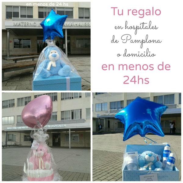 regalos hospitales Pamplona