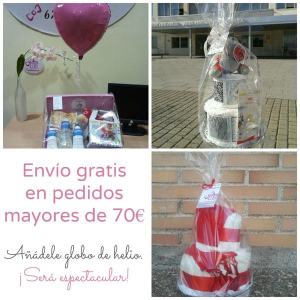 cestas bebés hospitales Pamplona