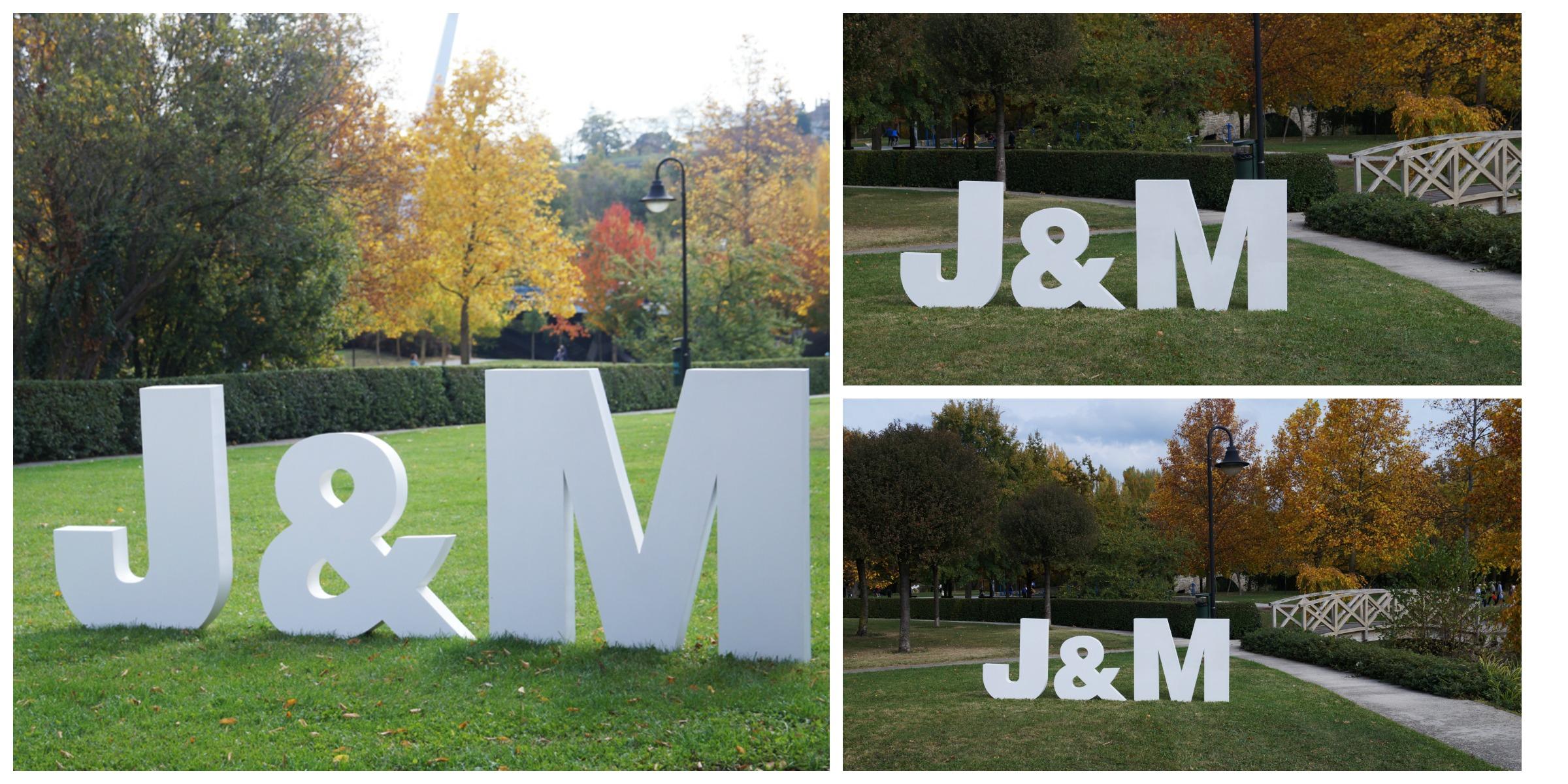 letras gigantes bodas navarra