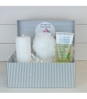 Cesta bubble bath. Regalos para mujeres