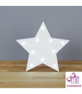 Estrella con Luces. Comprar Estrella luminosas