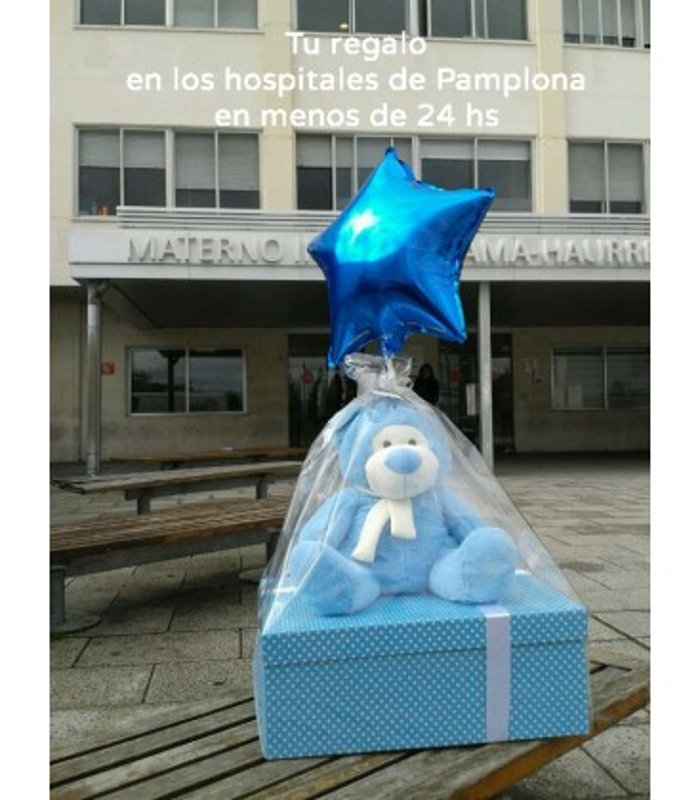 Globo helio (exclusivo Pamplona)