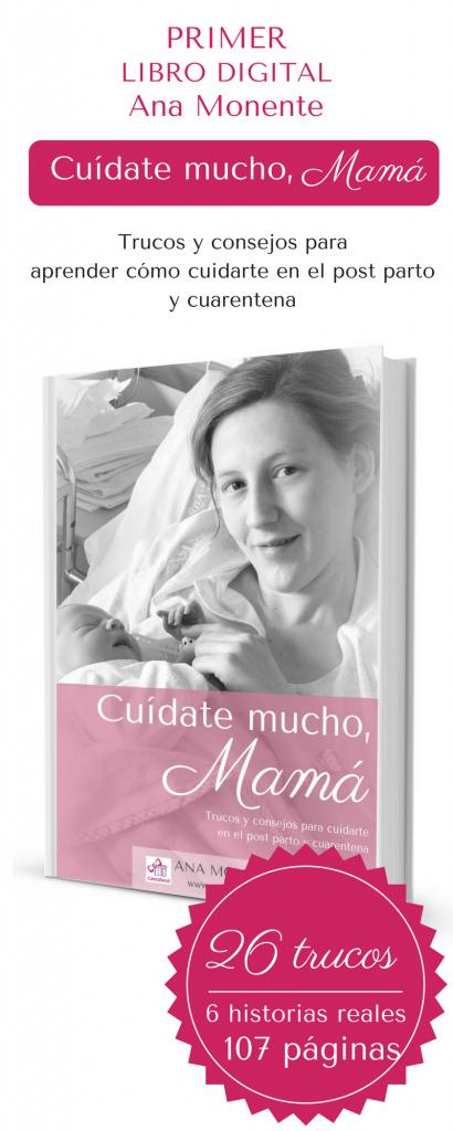 Cuídate mucho, mamá - Libro digital post parto (pdf) - Blog de Cestaland