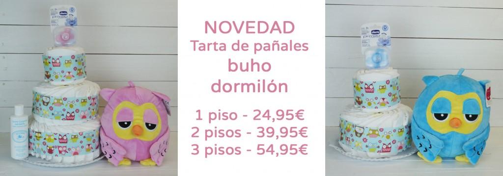 comprar tartas de pañales online