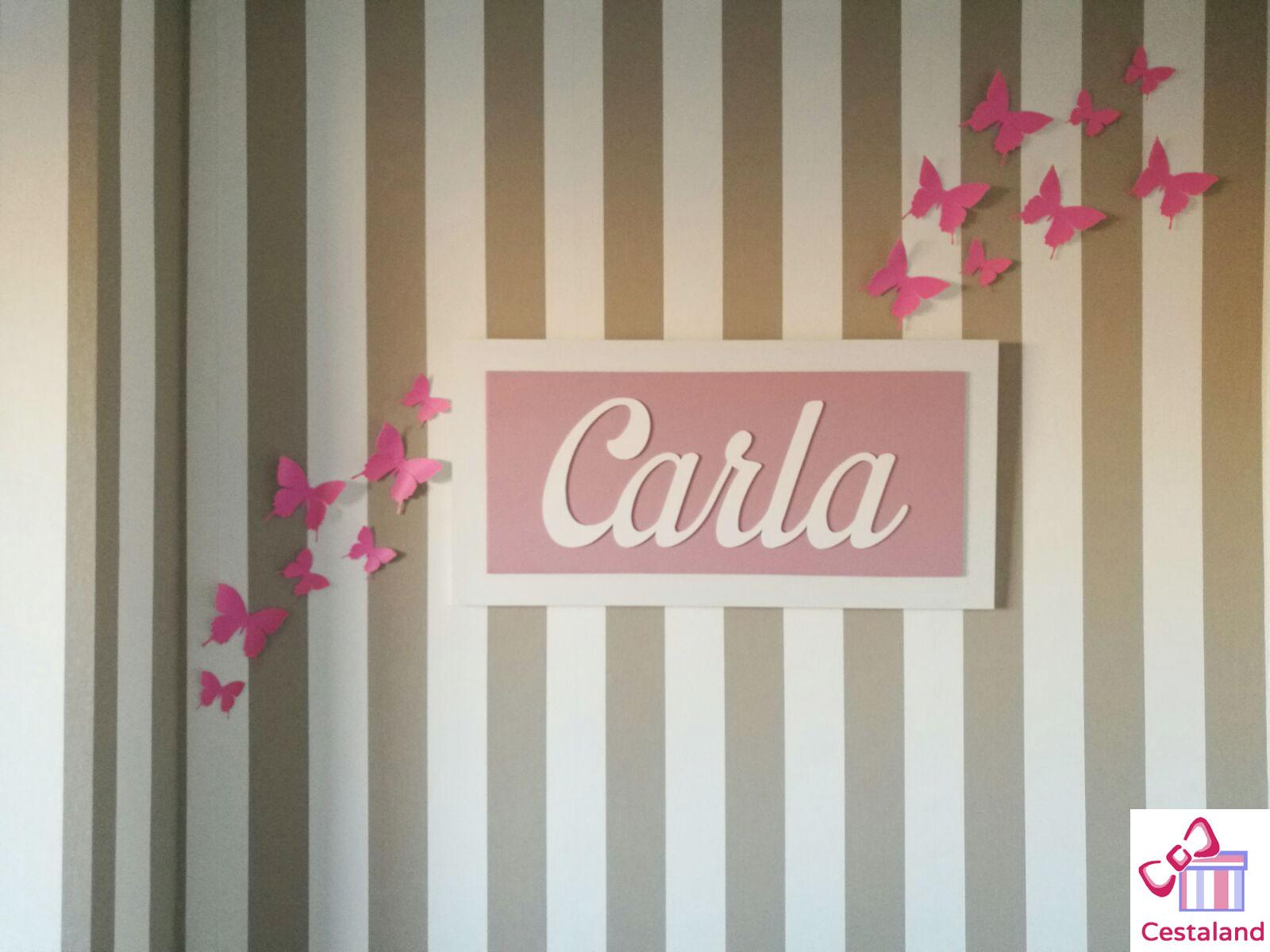 letras de madera nombres infantiles