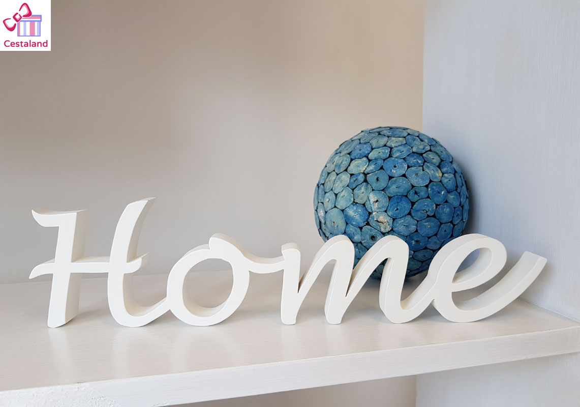 Letras decorativas. Decorar con letras