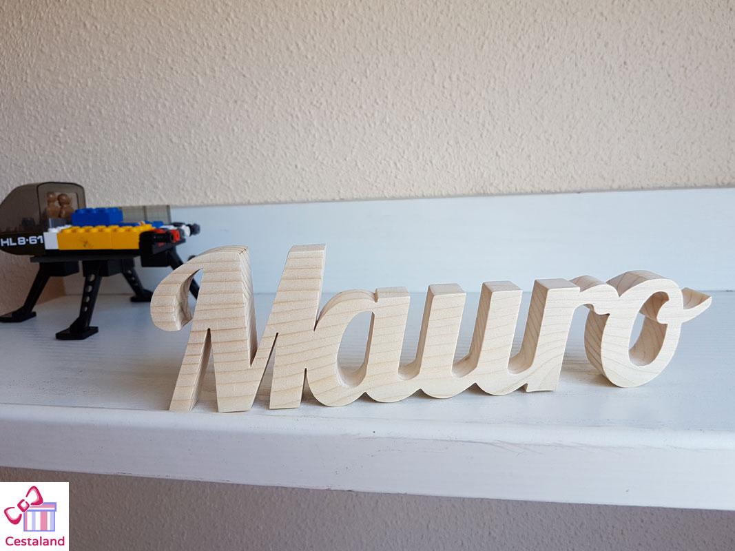 Nombres Madera Natural
