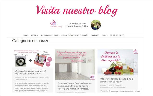 blog cestaland consejos una mamá farmacéutica