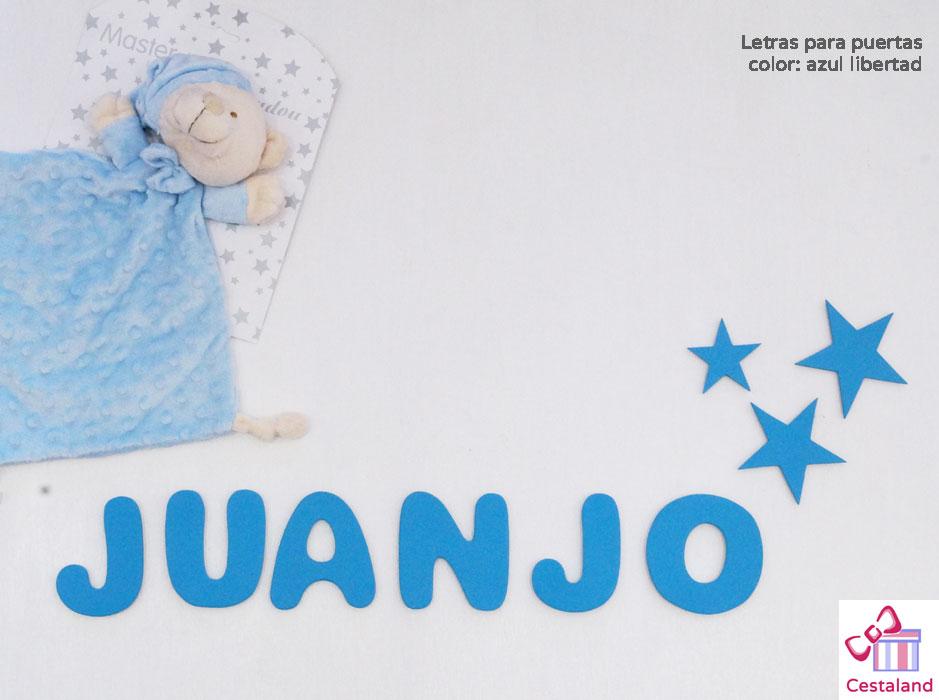 letras infantiles decorativas
