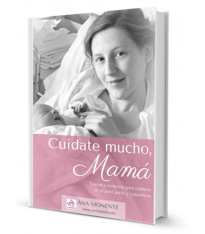 Libro Digital Postparto: Cuídate mucho mamá