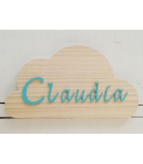 LETRAS MINI PINTADAS. Comprar letras de madera
