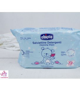 Toallitas CHICCO baby moments 72 uds