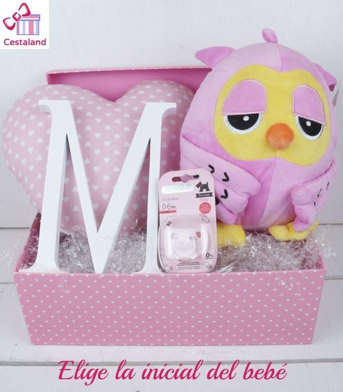 Cesta Personalizada Bebé. Canastillas para recién nacidos.