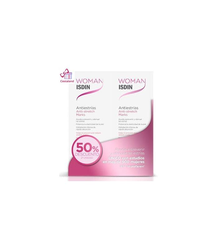 Antiestrías ISDIN Woman duplo OFERTA