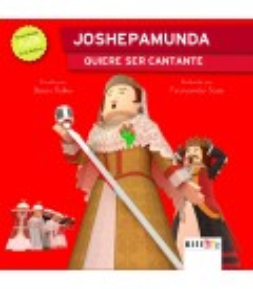 "Libro ""Joshepamunda quiere ser cantante"" - Kilikids libros gigantes Pamplona"
