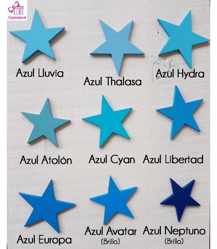 Estrella Madera. Comprar Estrellas decorativas de madera