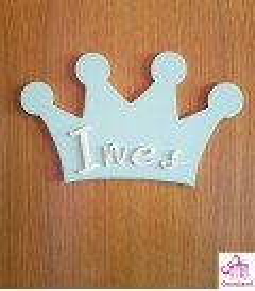 Placas Puertas Infantiles Personalizadas. Decorar puertas infantiles