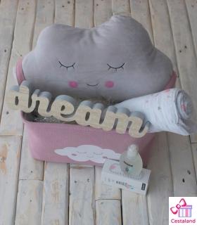 Cesta para Bebé Dream. Canastillas para bebés.