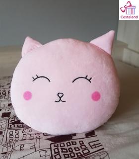 Cojín infantil Gato. Comprar cojines formas animales gato
