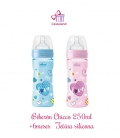 Biberón chicco 250ml +2m