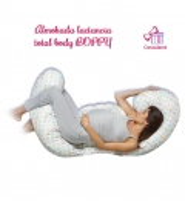 Almohada Lactancia full body BOPPY