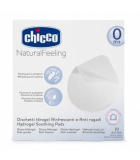 Discos hidrógel antiirritación Chicco