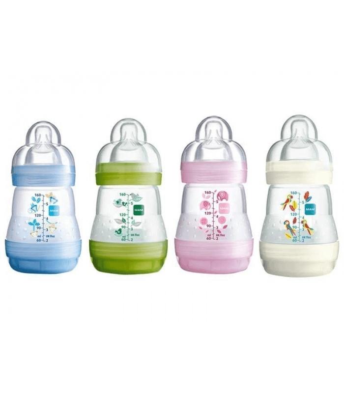 Biberones MAM Para recién nacidos. Comprar biberones MAM