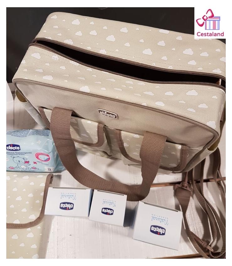 cc5f98727 Comprar bolso maternal  Bolsa maternidad CHICCO estrellas. Comprar bolso  maternal