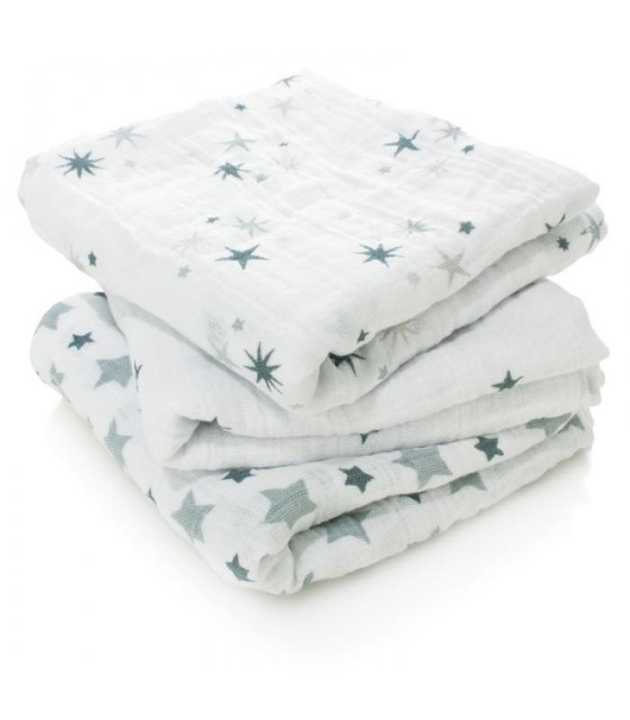 Muselina Aden Anais Musy 70x70cm algodón. Comprar gasa bebé