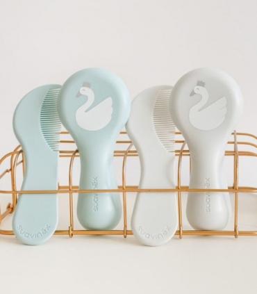 Set de Cepillo y Peine para bebés Suavinex