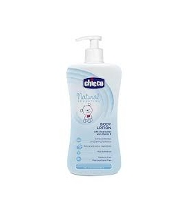 Leche corporal CHICCO Body Lotion natural sensations 500ML