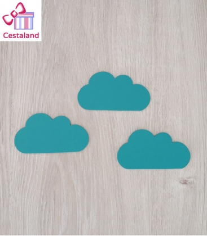 Nube Madera. Comprar Nubes decorativas de madera