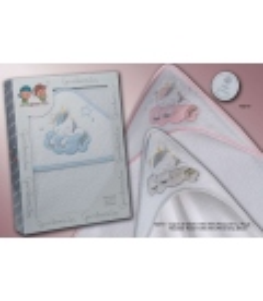 Capa Baño para Bebés Unicornio 100% algodón grande. Comprar capa baño
