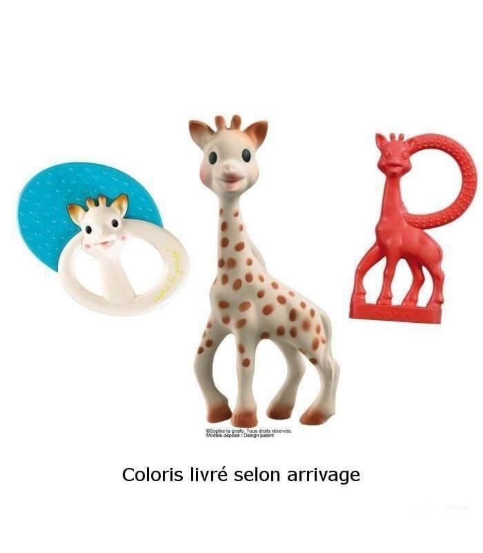 Comprar mordedores sophie la jirafa set de 3
