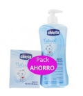 Pack ahorro Leche corporal CHICCO 500ml + Colonia chicco 100ml