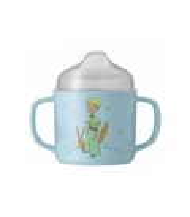 Taza para bebés El Principito con asas y base antideslizante