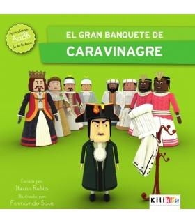 "Libro ""Caravinagre"" Kilikids libros kilikis Pamplona"