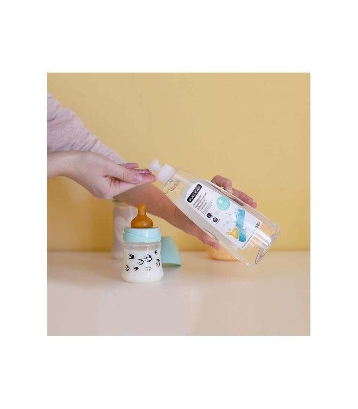 Jabón Detergente para Biberones SUAVINEX