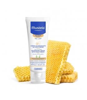 Mustela crema facial nutritiva cold cream