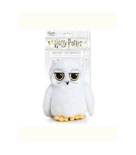 Peluche original lechuza Hedwig Harry Potter