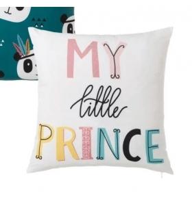 "Originales Cojines Infantiles oso panda ""My little Prince"""