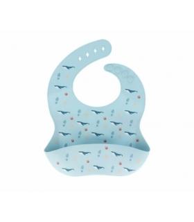 Babero silicona impermeable para bebés