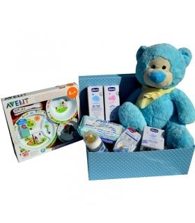 Cesta ROSE ET BLUE chicco. Canastillas para recién nacido