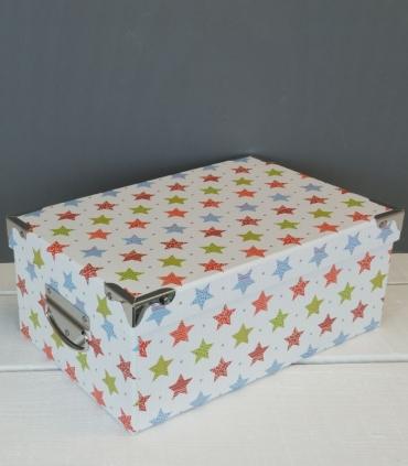 Cajas para regalos de estrellas