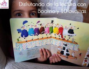 Libros boolino: 10 ovejitas