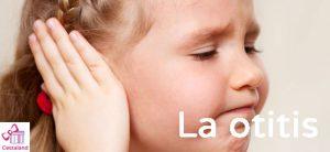 otitis de bebés y niños