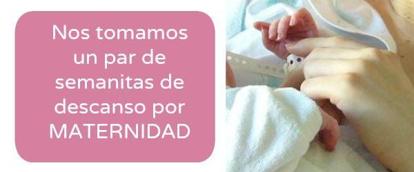 descanso maternidad