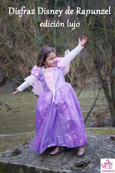 comprar disfraz princesa disney rapunzel