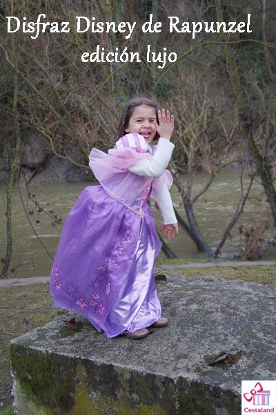 disfraz princesa disney